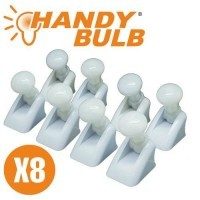 Image of Handy Bulb set 8 becuri cu intrerupator