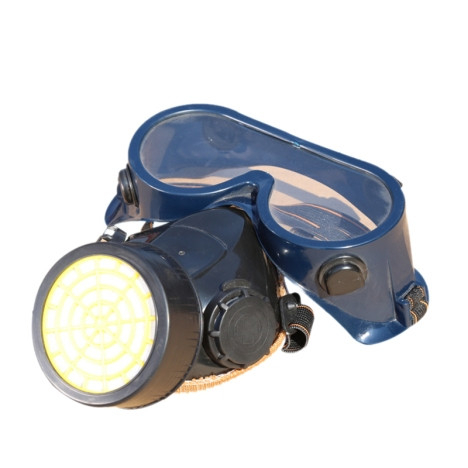 Image of Masca de protectie vopsitorie echipata cu filtru carbon
