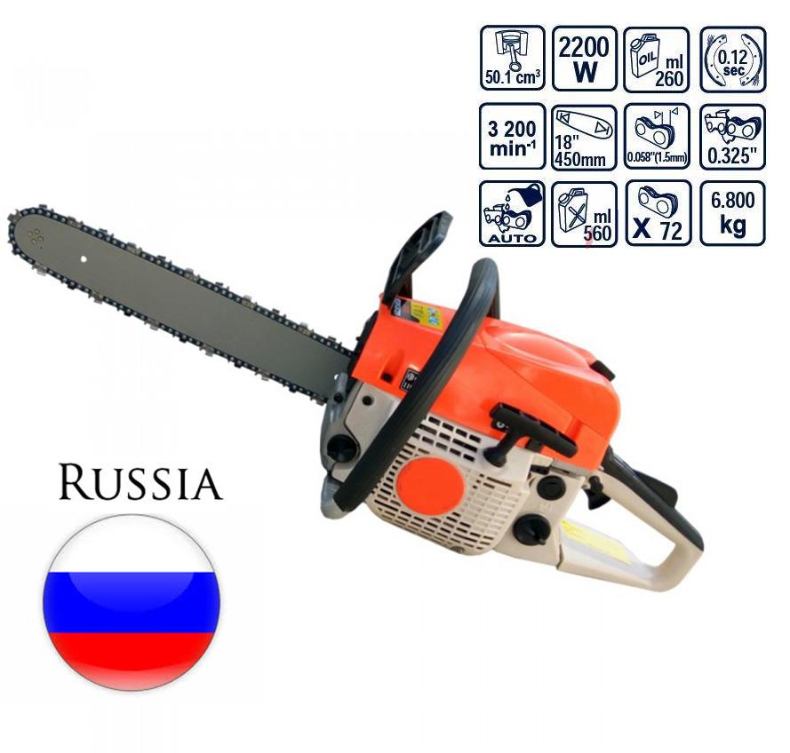 Image of Drujba pe benzina Rusia putere 3CP