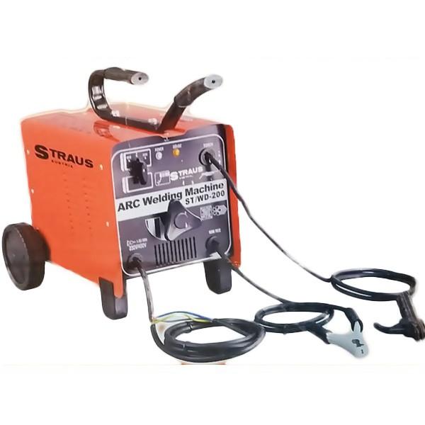 Image of Aparat de sudura Straus Austria ST/WD-200 cu invertor si putere 10KW