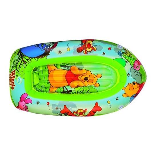 Image of Barca gonflabila pentru copii Intex 58394 - Winnie the Pooh