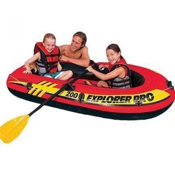 Image of Barca gonflabila pentru copii Intex Explorer PRO 200