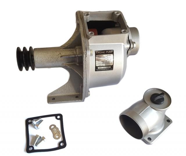 Image of Cap cu fulie de motopompa 3 toli