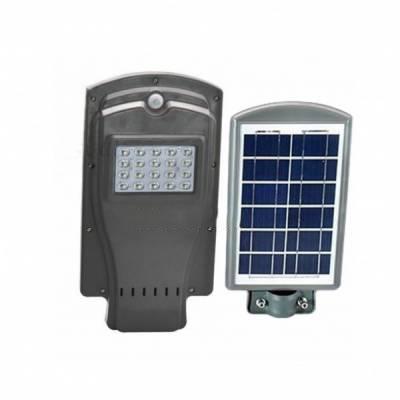 Image of Corp de iluminat LED 20W Solar si senzor de lumina
