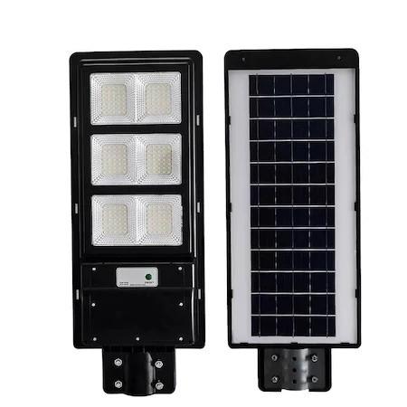 Lampa solara stradala sau de curte, 150W, COB, cu telecomanda