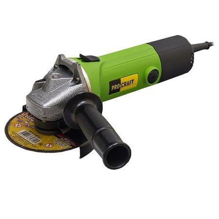 Polizor unghiular ProCraft PW1350, 1350 W, 11000 RPM, 125 mm