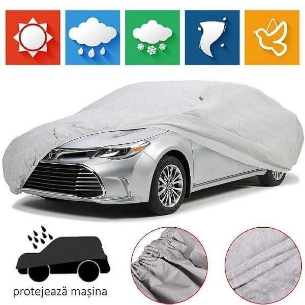 Prelata auto, impermeabila, Protectie UV
