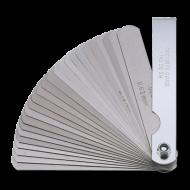 Set lere calibre metalice 15 piese 0.63-0.05mm