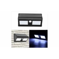 Lampa Solara Dubla cu senzori de miscare 120 grade 40 leduri