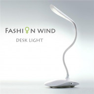 Lampa reglabila 14 LED-uri USB si Senzor Tactil Fashion Wind