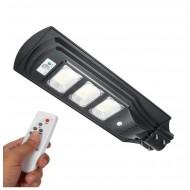Lampa solara stradala, 150W, COB, cu telecomanda