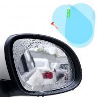 Set 2 folii protectie anti-ceata, anti-ploaie pentru oglinda retrovizoare