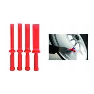 Set leviere tip rascheta dalta pentru inlaturare adeziv contragreutati jante auto