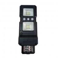Lampa stradala 60 W LED cu telecomanda si panou solar AT-8600