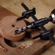 Carota reglabila pentru lemn si panouri din plastic