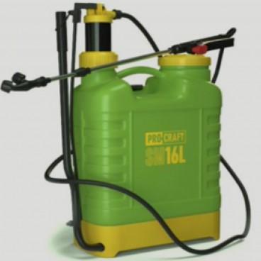 Pompa de stropit manuala , 16 litri, tija 80 cm , Procraft SM16L