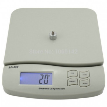 Cantar digital Compact Scale SF-550