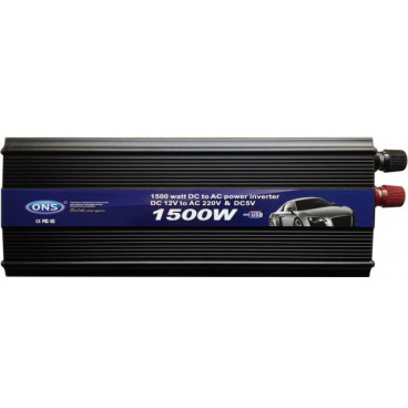 Invertor auto ONS 1500W