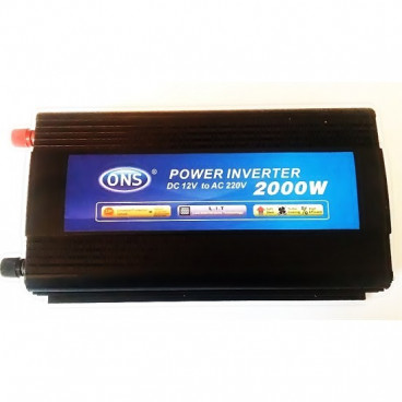 Invertor auto ONS putere 2000W