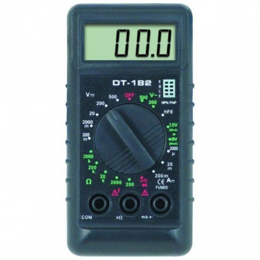 Multimetru digital DT-182