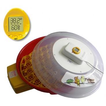 Incubator de oua Puisor X2 Extra IO-204
