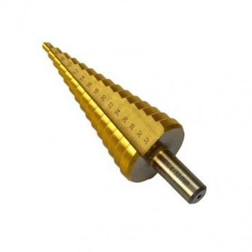 Freza conica metalica 4-32 mm