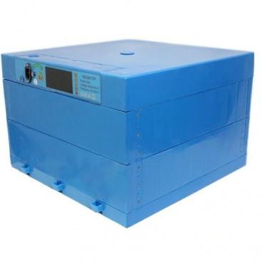 Incubator automat pentru oua, 2 etaje, GF-1509, 80 W, 230 V, 128 oua