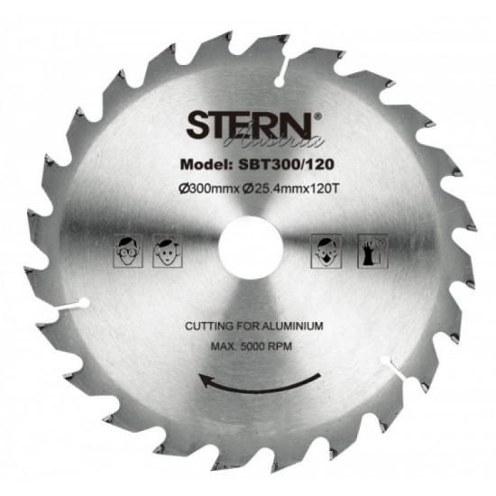 Image of Disc aluminiu Stern SBT300/120 pentru ferastrau circular stationar