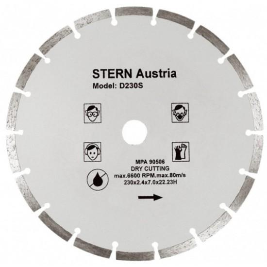 Image of Disc diamantat Stern D180S pentru polizor