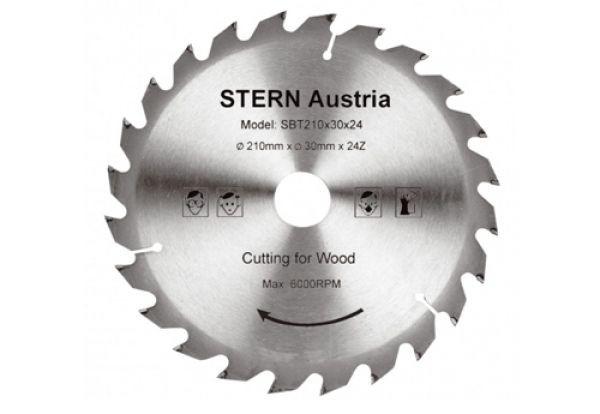 Image of Disc taiere lemn pentru ferastrau circular Stern SBT160/24