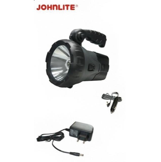 Image of Lanterna LED 1W reincarcabila cu dinam Johnlite JML1390W1