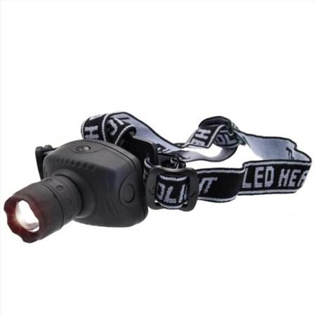 Image of Lanterna LED 3W frontala cu zoom 6611