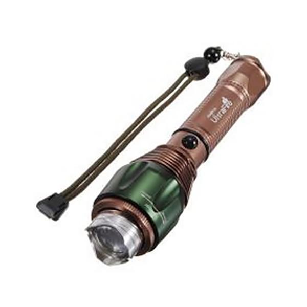 Lanterna LED 5W reincarcabila cu zoom Powerlight pret