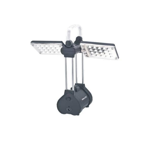 Lanterna Solara Portabila de Camping cu 40 LED-uri GDLITE GD7140 pret