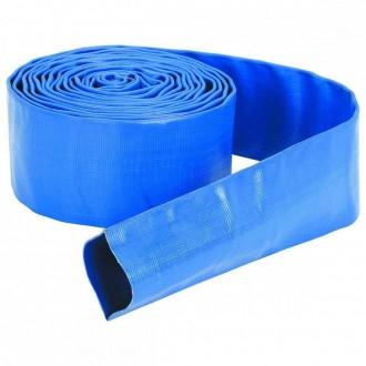 Image of Furtun PVC pentru apa de refulare cu insertie 50 metri , 1 TOL