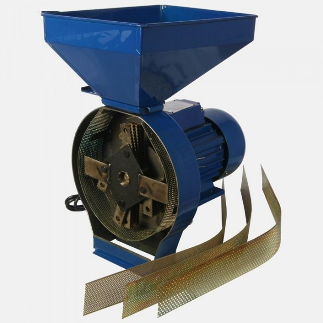 Image of Moara electrica de macinat cereale 3 in 1 Micul Fermier