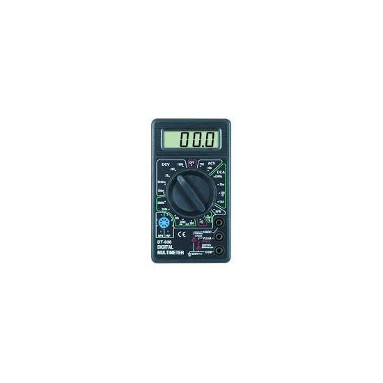 Multimetru digital DT-838 pret