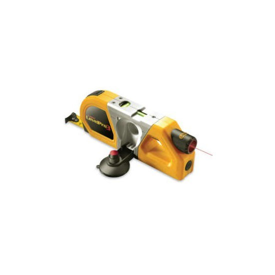 Image of Nivela Laser Level Pro 3 cu ruleta si boloboc
