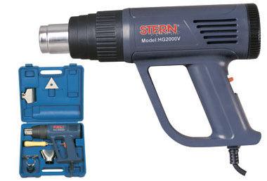 Image of Pistol cu aer cald Stern Austria HG2000V, putere 2000W, variator de temperatura
