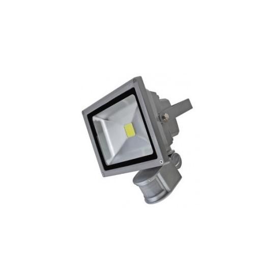 Image of Proiector cu led si senzor 10W