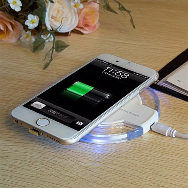 Incarcator Wireless Fantasy pentru Iphone 800mA pret