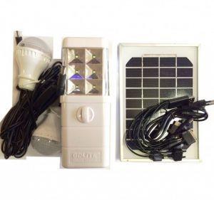 Image of Sistem de iluminat cu incarcare solara GD-8024