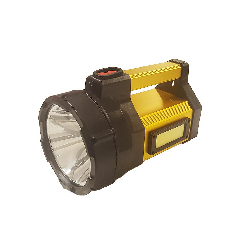Image of Lanterna LED profesionala 100W COB LED cu Acumulator si USB TD-9000C