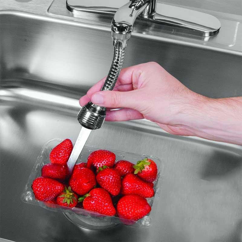 Image of Prelungitor universal pentru robinet flexibil Turbo Flex