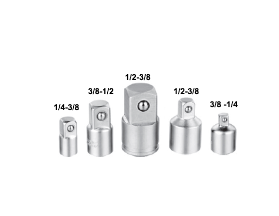 Image of Set 5 piese adaptor chei tubulare